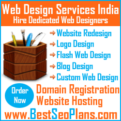 Web Designer India